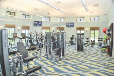 Championsgate Fitness Room