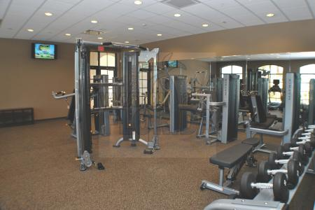 Windsor at Westside Fitness Room
