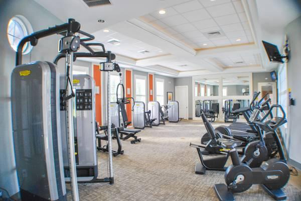 Solterra Fitness Room