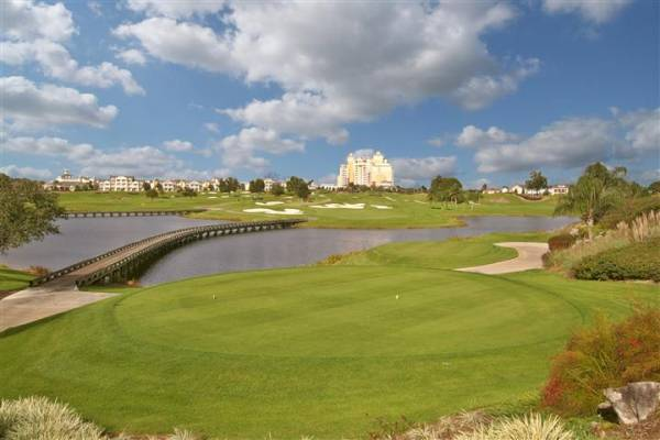 Reunion Resort Golf Courses